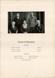 Page 13, 1936 Edition, Hornell High School - Maple Leaf Yearbook (Hornell, NY) online yearbook collection