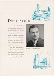 Page 9, 1939 Edition, Hornell High School - Maple Leaf Yearbook (Hornell, NY) online yearbook collection