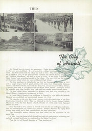 Page 11, 1941 Edition, Hornell High School - Maple Leaf Yearbook (Hornell, NY) online yearbook collection