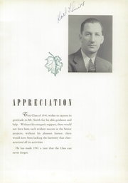 Page 13, 1941 Edition, Hornell High School - Maple Leaf Yearbook (Hornell, NY) online yearbook collection