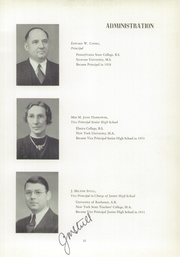 Page 17, 1941 Edition, Hornell High School - Maple Leaf Yearbook (Hornell, NY) online yearbook collection