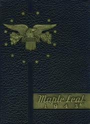 1943 Edition, Hornell High School - Maple Leaf Yearbook (Hornell, NY)