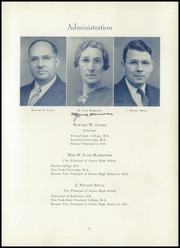 Page 15, 1943 Edition, Hornell High School - Maple Leaf Yearbook (Hornell, NY) online yearbook collection