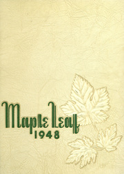 1948 Edition, Hornell High School - Maple Leaf Yearbook (Hornell, NY)