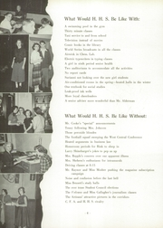 Page 10, 1951 Edition, Hornell High School - Maple Leaf Yearbook (Hornell, NY) online yearbook collection