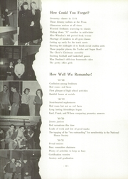 Page 16, 1951 Edition, Hornell High School - Maple Leaf Yearbook (Hornell, NY) online yearbook collection