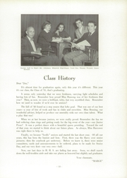 Page 17, 1951 Edition, Hornell High School - Maple Leaf Yearbook (Hornell, NY) online yearbook collection