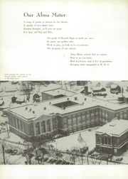 Page 6, 1951 Edition, Hornell High School - Maple Leaf Yearbook (Hornell, NY) online yearbook collection