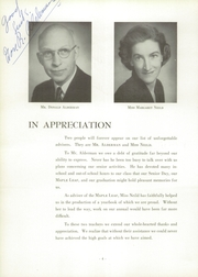 Page 8, 1951 Edition, Hornell High School - Maple Leaf Yearbook (Hornell, NY) online yearbook collection