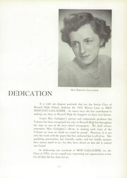 Page 9, 1951 Edition, Hornell High School - Maple Leaf Yearbook (Hornell, NY) online yearbook collection