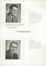 Page 10, 1952 Edition, Hornell High School - Maple Leaf Yearbook (Hornell, NY) online yearbook collection