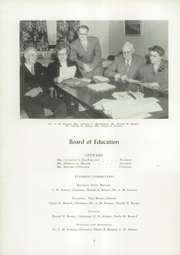 Page 12, 1952 Edition, Hornell High School - Maple Leaf Yearbook (Hornell, NY) online yearbook collection