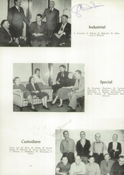 Page 16, 1952 Edition, Hornell High School - Maple Leaf Yearbook (Hornell, NY) online yearbook collection