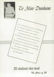 Page 9, 1952 Edition, Hornell High School - Maple Leaf Yearbook (Hornell, NY) online yearbook collection
