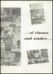 Page 10, 1954 Edition, Hornell High School - Maple Leaf Yearbook (Hornell, NY) online yearbook collection