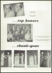 Page 14, 1954 Edition, Hornell High School - Maple Leaf Yearbook (Hornell, NY) online yearbook collection