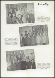 Page 17, 1954 Edition, Hornell High School - Maple Leaf Yearbook (Hornell, NY) online yearbook collection