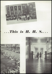 Page 8, 1954 Edition, Hornell High School - Maple Leaf Yearbook (Hornell, NY) online yearbook collection