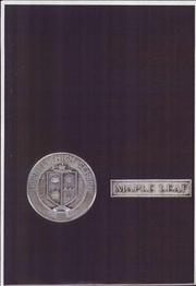 1969 Edition, Hornell High School - Maple Leaf Yearbook (Hornell, NY)