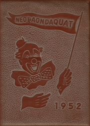 1952 Edition, Irondequoit High School - Neodaondaquat Yearbook (Rochester, NY)