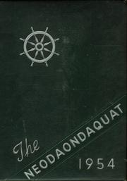1954 Edition, Irondequoit High School - Neodaondaquat Yearbook (Rochester, NY)