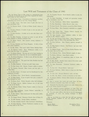 Page 6, 1941 Edition, Oneida High School - Oneidan Yearbook (Oneida, NY) online yearbook collection