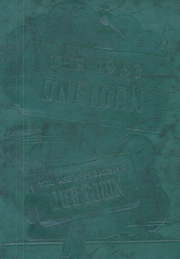 1953 Edition, Oneida High School - Oneidan Yearbook (Oneida, NY)