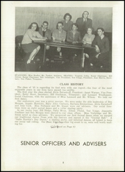 Page 12, 1945 Edition, Spencerport Central High School - Panorama Yearbook (Spencerport, NY) online yearbook collection