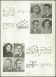 Page 17, 1945 Edition, Spencerport Central High School - Panorama Yearbook (Spencerport, NY) online yearbook collection