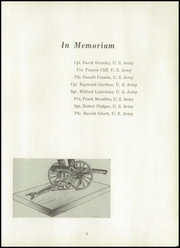 Page 7, 1945 Edition, Spencerport Central High School - Panorama Yearbook (Spencerport, NY) online yearbook collection