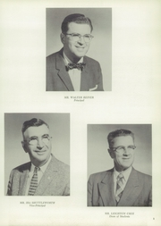 Page 9, 1958 Edition, Pearl River High School - Pirate Yearbook (Pearl River, NY) online yearbook collection