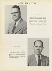 Page 10, 1954 Edition, North Syracuse High School - Northmen Yearbook (North Syracuse, NY) online yearbook collection