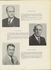 Page 11, 1954 Edition, North Syracuse High School - Northmen Yearbook (North Syracuse, NY) online yearbook collection