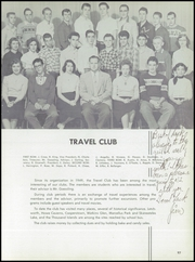 Page 101, 1955 Edition, North Syracuse High School - Northmen Yearbook (North Syracuse, NY) online yearbook collection