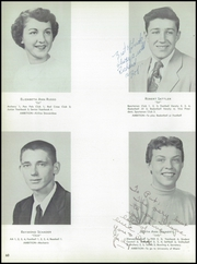 Page 64, 1955 Edition, North Syracuse High School - Northmen Yearbook (North Syracuse, NY) online yearbook collection