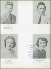 Page 65, 1955 Edition, North Syracuse High School - Northmen Yearbook (North Syracuse, NY) online yearbook collection