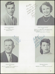 Page 67, 1955 Edition, North Syracuse High School - Northmen Yearbook (North Syracuse, NY) online yearbook collection