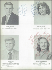 Page 70, 1955 Edition, North Syracuse High School - Northmen Yearbook (North Syracuse, NY) online yearbook collection