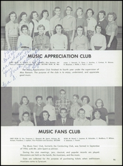 Page 95, 1955 Edition, North Syracuse High School - Northmen Yearbook (North Syracuse, NY) online yearbook collection