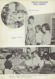 Page 16, 1956 Edition, North Syracuse High School - Northmen Yearbook (North Syracuse, NY) online yearbook collection