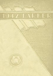1942 Edition, Plattsburgh High School - Barker Yearbook (Plattsburgh, NY)