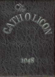 1948 Edition, Catholic Central High School - Catholicon Yearbook (Troy, NY)