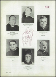 Page 12, 1948 Edition, Catholic Central High School - Catholicon Yearbook (Troy, NY) online yearbook collection