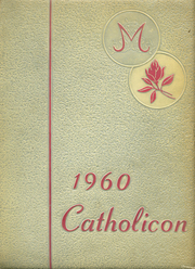 1960 Edition, Catholic Central High School - Catholicon Yearbook (Troy, NY)