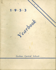 Page 1, 1953 Edition, Goshen Central High School - Yearbook (Goshen, NY) online yearbook collection