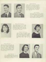 Page 13, 1953 Edition, Goshen Central High School - Yearbook (Goshen, NY) online yearbook collection