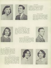 Page 7, 1953 Edition, Goshen Central High School - Yearbook (Goshen, NY) online yearbook collection