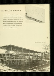 Page 7, 1965 Edition, University of New Haven - Chariot Yearbook (West Haven, CT) online yearbook collection