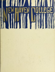 Page 1, 1967 Edition, University of New Haven - Chariot Yearbook (West Haven, CT) online yearbook collection