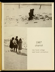 Page 5, 1967 Edition, University of New Haven - Chariot Yearbook (West Haven, CT) online yearbook collection